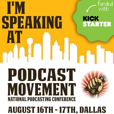 PodcastMovementSpeaker