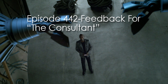 """TFP 442-Feedback For """"The Consultant"""""""