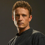 Davis Lyons as Bass on NBC's Revolution