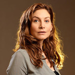 Elizabeth Mitchell as Rachel Matheson on NBC's Revolution