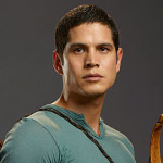 JD Pardo as Nate on NBC's Revolution