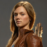 Tracy Spiridakos as Charlie Matheson on NBC's Revolution