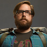 Zak Orth as Aaron on NBC's Revolution