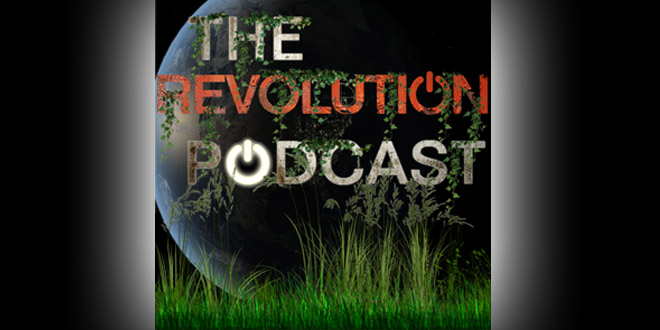 We're Starting a Revolution (Podcast)