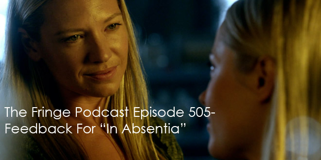 TFP 505-Feedback For In Absentia