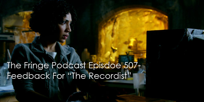 TFP 507-Feedback For The Recordist