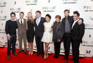 Fringe Wrap Party Photos and Thoughts