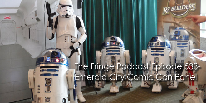 TFP 533-Emerald City Comic Con Panel