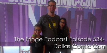 The Fringe Podcast Episode 534-John Noble & Jasika Nicole Q&A