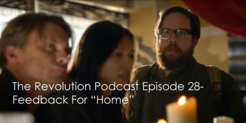 The Revolution Podcast Episode 28-Feedback For Home