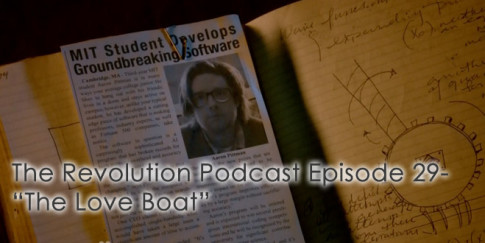 The Revolution Podcast Episode 29-The Love Boat