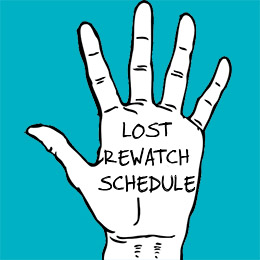 Lost Podcast Rewatch Schedule