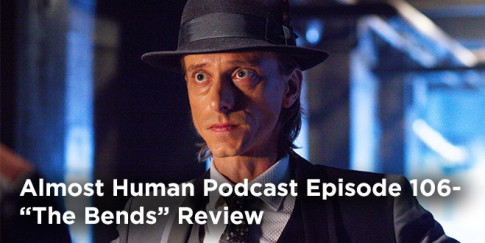 Almost Human Podcast 06-The Bends Review