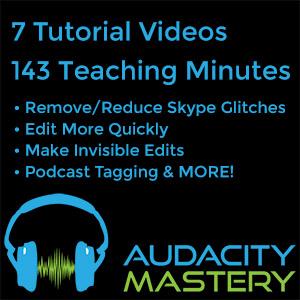 Audacity Mastery Audacity Tutorial Series