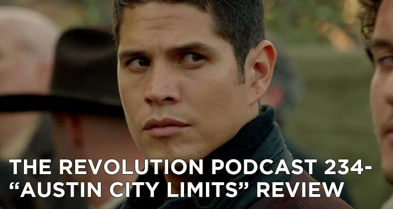 TRP 234-The Revolution Podcast Episode 234-Austin City Limits Review