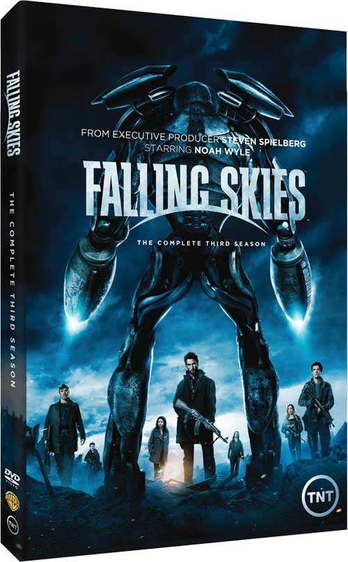 Falling Skies DVD and Bluray