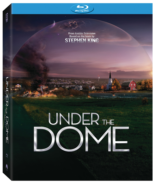 Under the Dome DVD Bluray