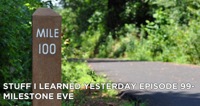 SILY Episode 99-Milestone Eve