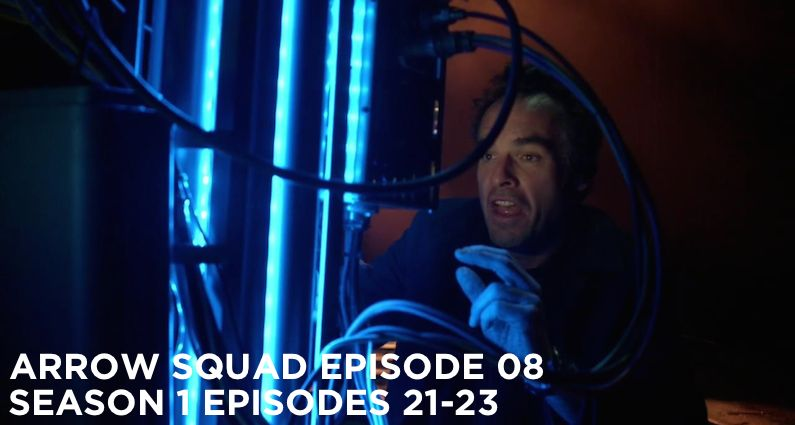 AS08 – S1 Episodes 21-23 Review