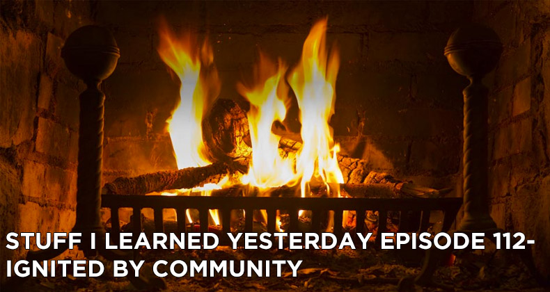SILY Episode 112-Ignited By Community