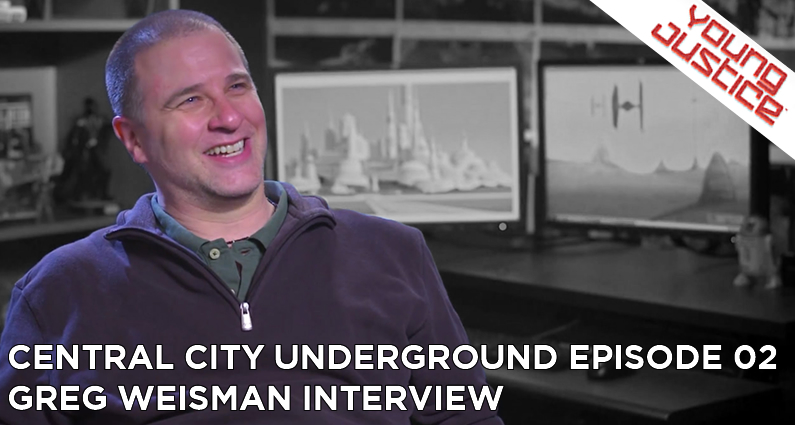 CCU 02 – Greg Weisman Interview