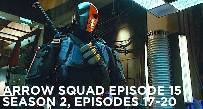 AS15 – S2 Episodes 17-20 Review