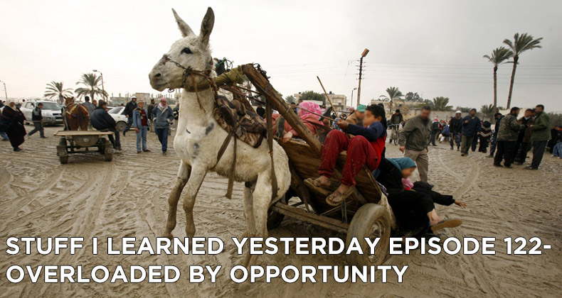 SILY Episode 122- Overloaded By Opportunity