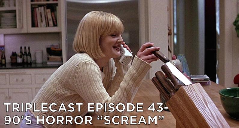 TC43 – 90′s Horror Scream