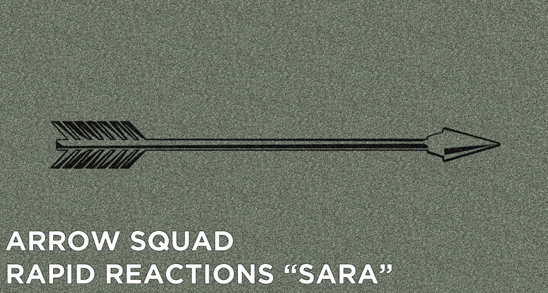 "AS 21 – Rapid Reactions ""Sara"""
