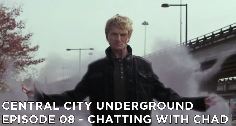 CCU 08 – Chatting with Chad Rook