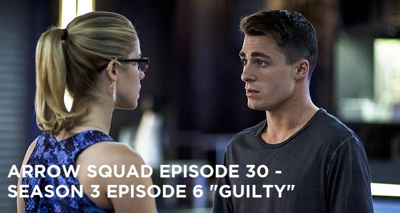 """AS 30 – S3E6 – """"Guilty"""""""