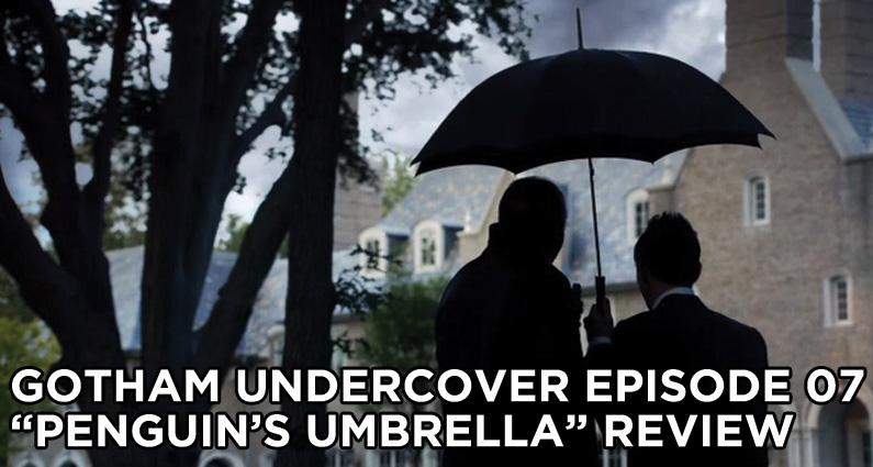 GU07 – S1E7 – Penguins Umbrella