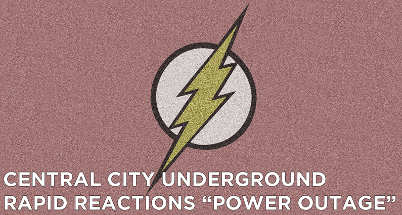 "CCU 21 – Rapid Reactions ""Power Outage"""