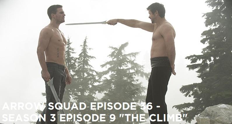 """AS 36 – S3E9 – """"The Climb"""""""