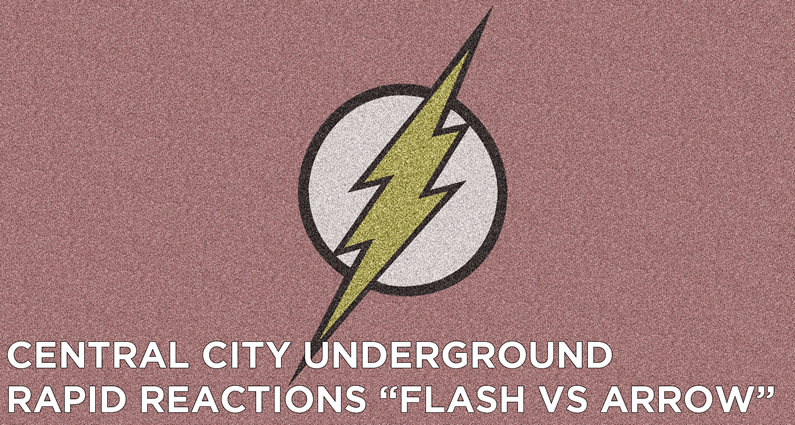 "CCU 23 – Rapid Reactions ""Flash vs Arrow"""