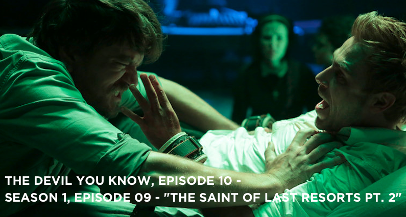 TDYK 10-The Saint Of Last Resorts Pt. 2 Review