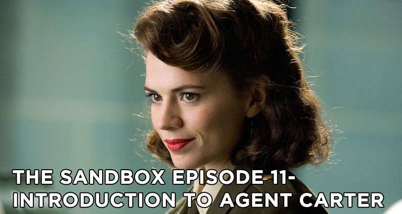 SB11 – Introduction to Agent Carter