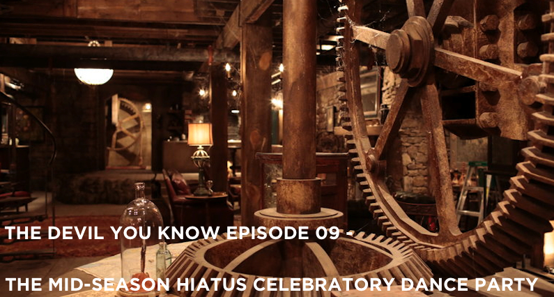 TDYK 09 – Mid-Season Hiatus Dance Party