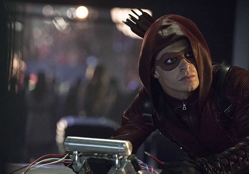 New Heroes Rise on Arrow