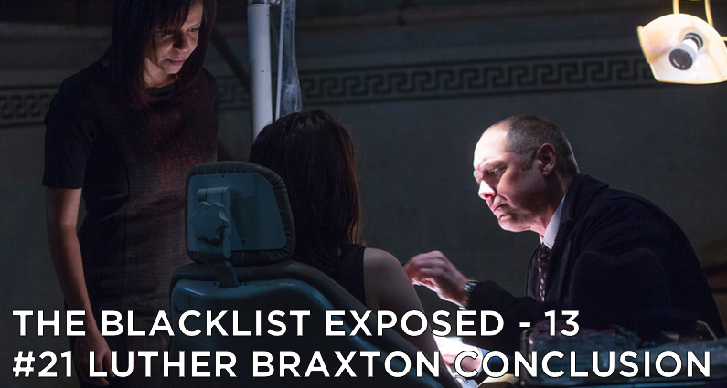 BLE13 – S2E10 – #021 Luther Braxton Conclusion