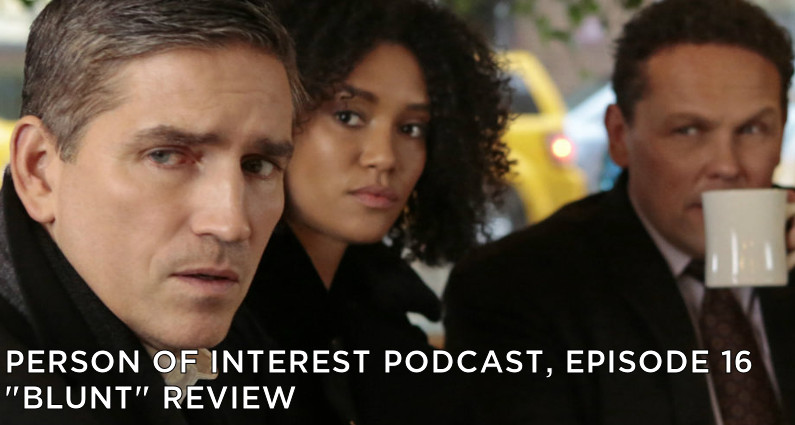 POI16 – S4E16 – Team Machine vs. Mary Jane