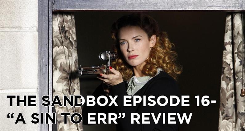 SB16 – Agent Carter S1E6 – Fugitive