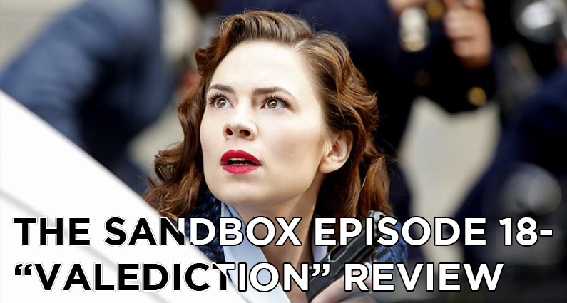 SB18 – Agent Carter S1E8 – Burning the Midnight Oil