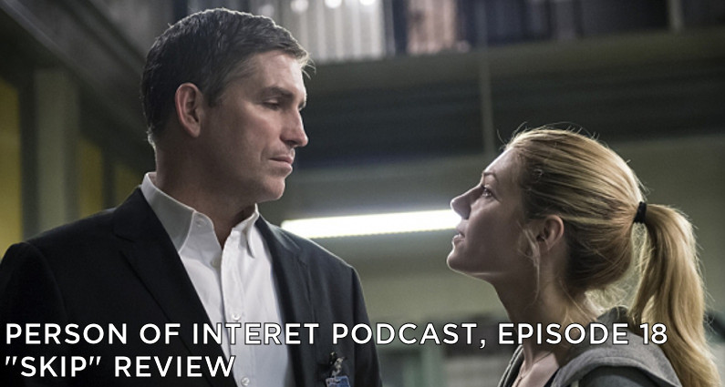 POI18 – S4E18 – Frankie, My Dear, I Don't Skip on Bail
