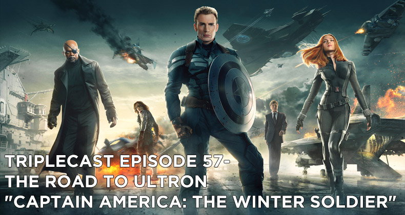 TC57 – Road to Ultron Captain America: The Winter Soldier