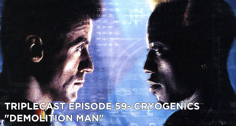 TC59 – Cryogenics Demolition Man