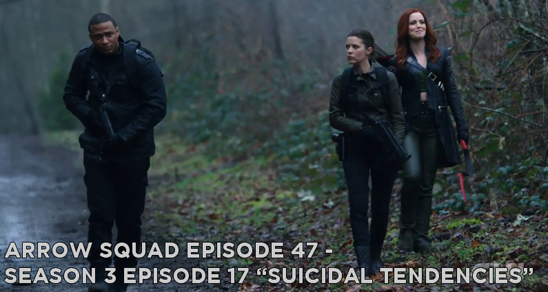 AS 47 – S3E17 – Suicidal Tendencies