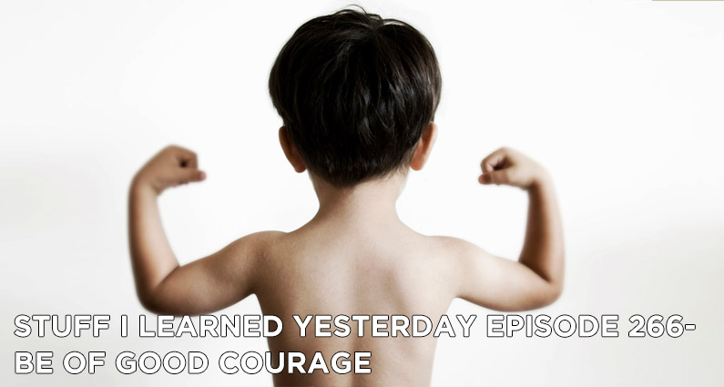SILY Episode 266-Be of Good Courage