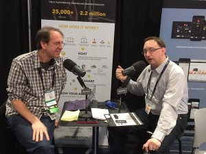 Spreaker Booth Live