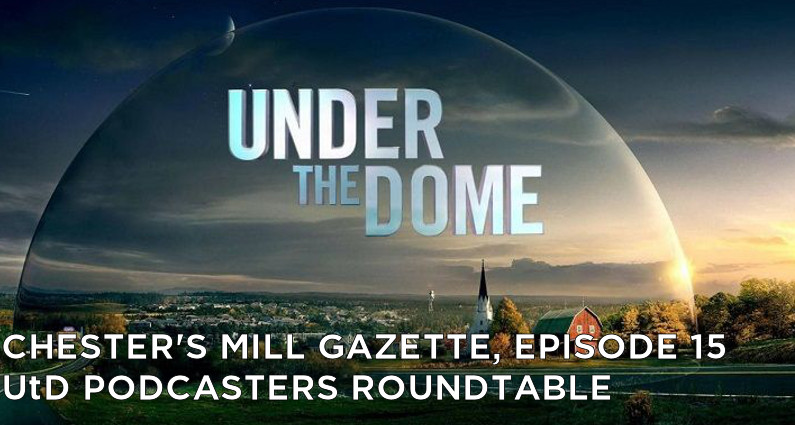 "CMG16 – ""Under the Dome"" Podcasters Roundtable"